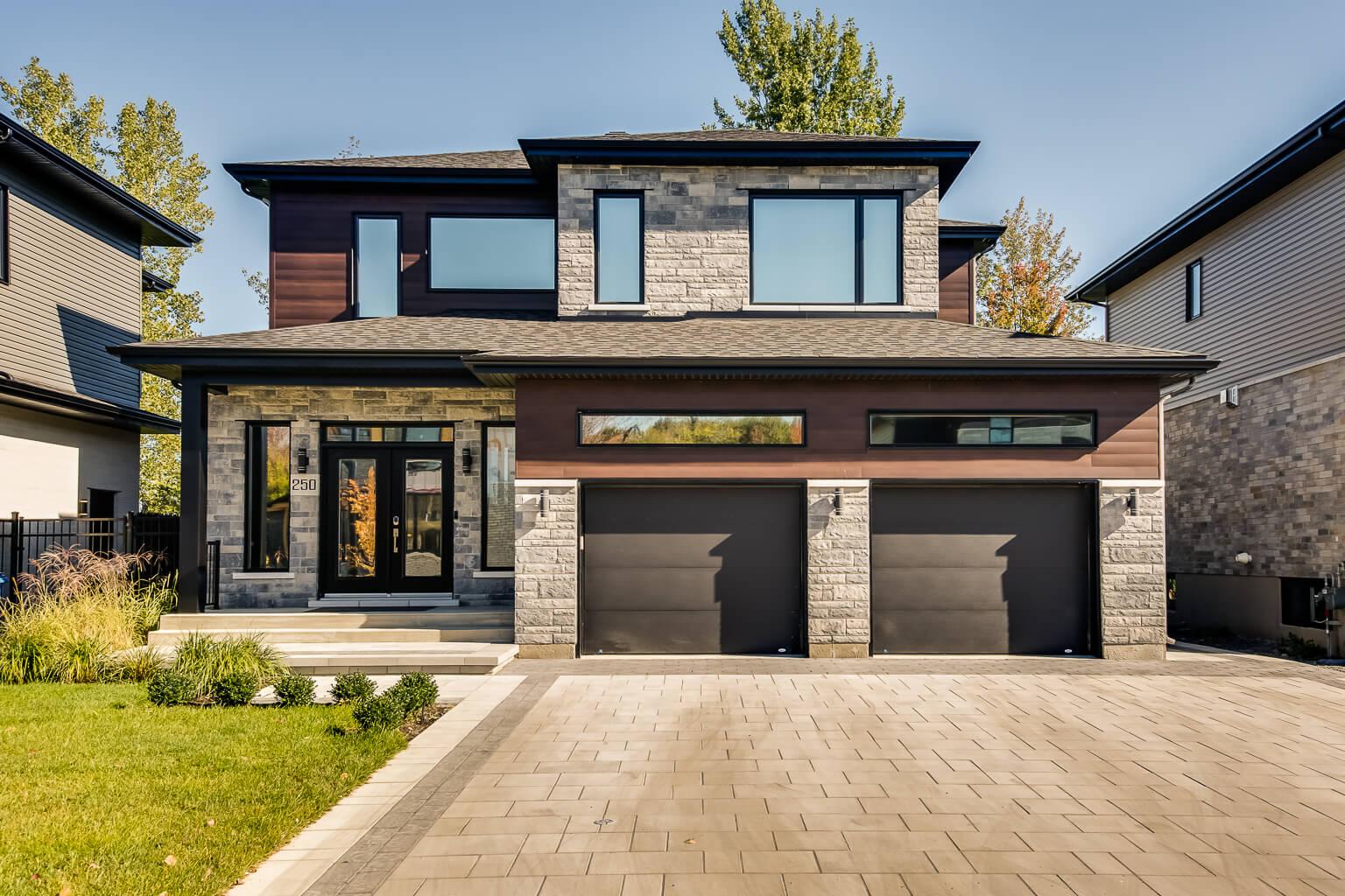 Construction de maisons neuves maisons neuves for Construction maison 150000